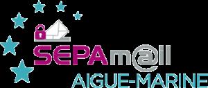 Logo SEPAmail AIGUE-MARINE