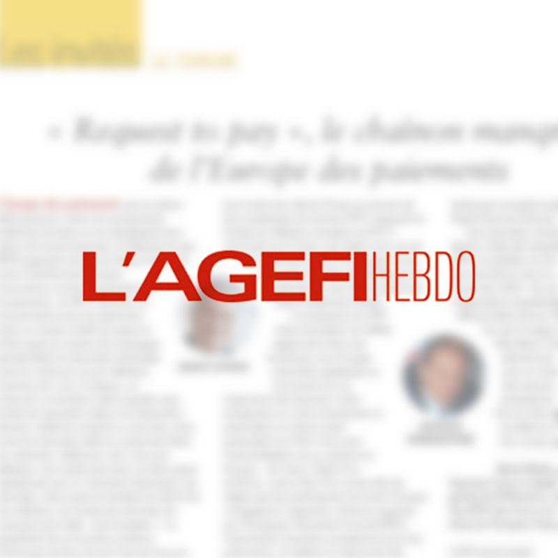 Article AGEFI Hebdo